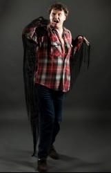 David Chorley as Buffalo Bill